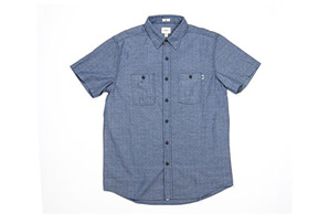Ambig Kirkwood Short Sleeve Shirt - Mens