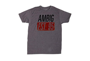 Ambig Tee Heads Tee- Mens