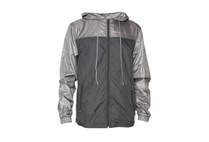 Ambig Bark Nylon Jacket - Mens