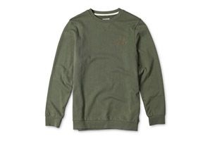 Altamont Antisec Crew Fleece