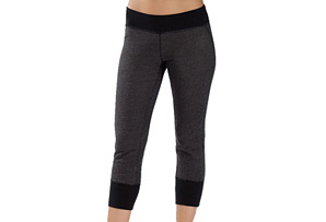Anue Samasara Crop Legging - Womens