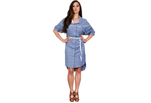 Arbor Rivet Dress - Womens
