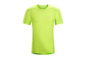 Arc'teryx Motus Crew Short Sleeve - Mens