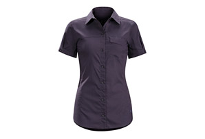 Arc'teryx A2B Short Sleeve Shirt - Womens