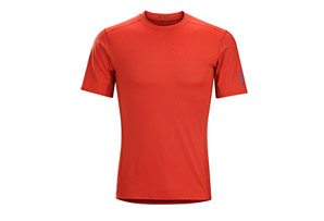 Arc'teryx Phase SL Crew Short Sleeve - Mens