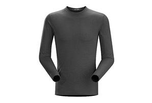 Arc'teryx Phase SL Crew Long Sleeve - Mens