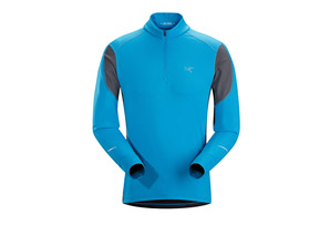 Arc'teryx Cyclic Zip Neck - Men's