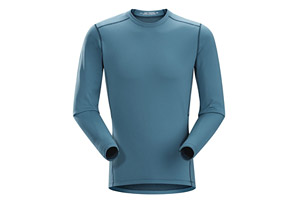 Arc'teryx Phase SV Crew Long Sleeve - Men's