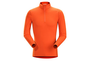 Arc'teryx Phase AR Zip Neck Long Sleeve - Men's