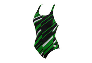 Arena Melan One-Piece - Womens