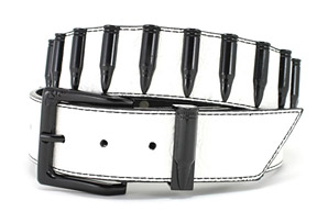 Armourdillo Croc 5050 Bullet Belt - Mens