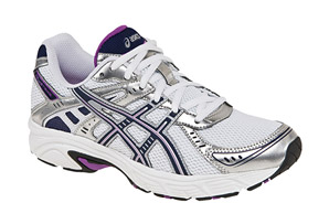 Asics GEL-Strike 3 Shoes (D) - Womens