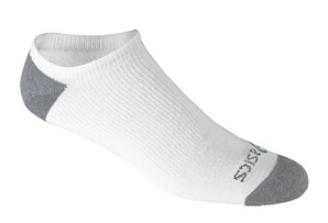 ASICS Light No Show Socks - 3-Pack