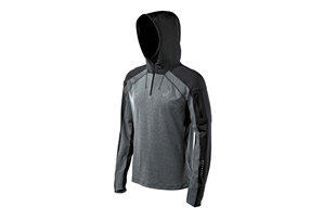 ASICS Hooded Long Sleeve Top - Men's