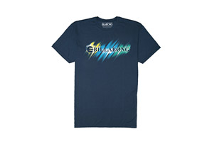 Billabong Neon Strickthru Crew SS Tee - Mens
