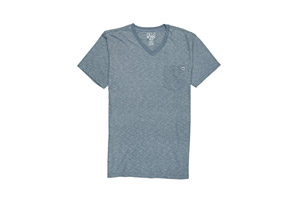 Billabong Wire Pocket V Neck SS Tee - Mens