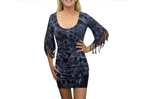 Billabong Back At Ya Dress - Womens