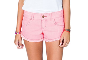 Billabong Laneway Denim Shorts - Womens
