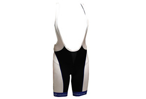 Blue Competition Cycles Bib Short - Womens