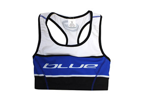 Blue Competition Cycles Tri Top - Womens