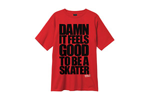 Blind Damn Short Sleeve Tee - Mens