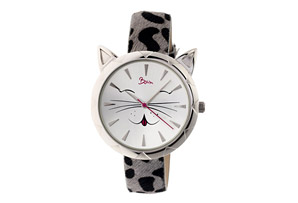 Boum Miaou Ladies Watch