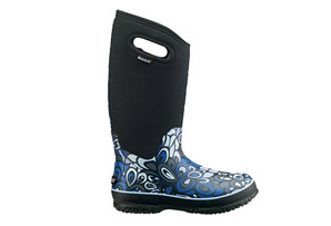 Bogs Classic High Vintage Rainboots - Womens