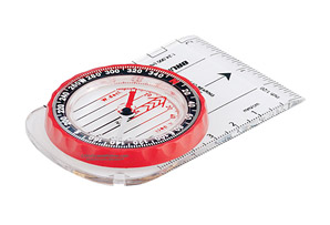 Brunton Star Base Plate Compass