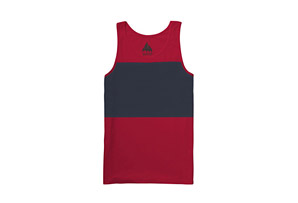 Burton Surface Stripe Tank - Mens