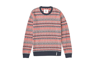 Burton Leddy Sweater  - Mens