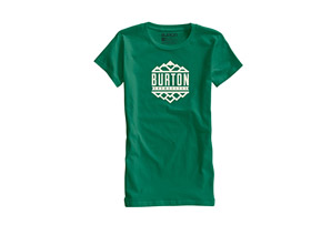 Burton Charleston Short Sleeve T-Shirt  - Womens