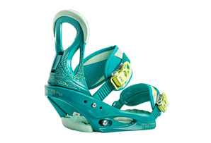 Burton Stiletto Snowboard Bindings 2013/14 - Womens