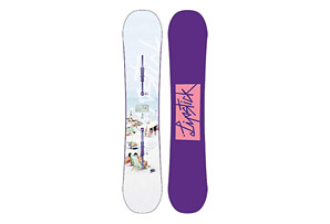 Burton Lip-Stick Snowboard 2013/14 - Womens