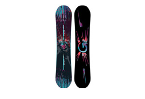 Burton Deja Vu Flying V Snowboard 2015- Womens