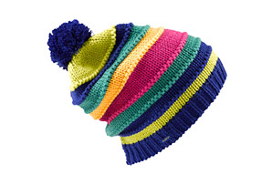 Burton Candy Stripe Beanie - Womens