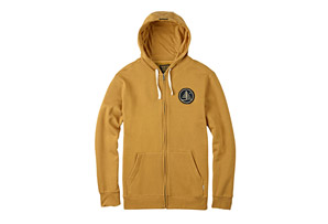 Burton Family Tree Full Zip Hoodie - Mens