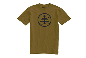 Burton Family Tree Short Sleeve Tee - Mens