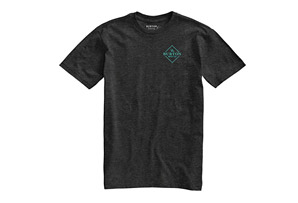 Burton Skidder Tee Shirt - Mens