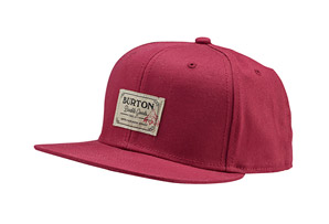 Burton Riggs Snap Back Hat