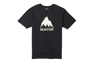 Burton Classic Mountain Tee Shirt - Mens