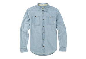 Burton Glade Long Sleeve Shirt - Mens