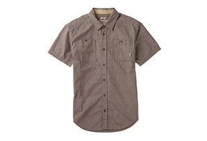 Burton Glade Short Sleeve Shirt - Mens