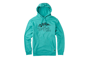 Burton Mountain View Pullover Hoodie - Mens