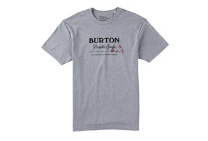 Burton Durable Goods Tee Shirt - Mens