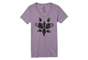 Burton Starling V Neck Recycled Tee - Women's