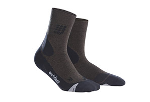 CEP Dynamic+ Outdoor Merino Mid Socks