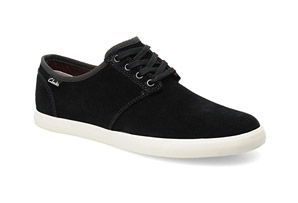 Clarks Torbay Lace Shoes - Mens