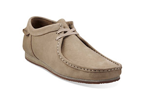 Clarks Wallabee Run Shoe - Mens