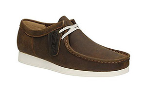 Clarks Wallabee Aerial Shoes - Men's
