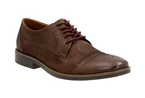 Clarks Garren Cap Shoes - Men's